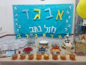 מסיבת אותיות מסיבת חלאקה מסיבת יום הולדת 3