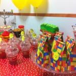 מסיבת יום הולדת לגו