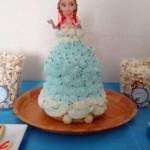 עוגת הנסיכה אנה מהסרט פרוזן